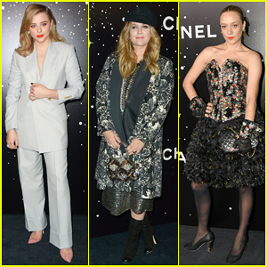 Chloe Moretz, Drew Barrymore & More Help Tribute Martin Scorsese at MoMA Film Benefit!