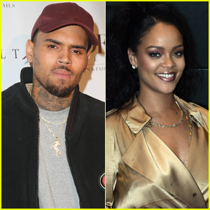 Rihanna Seemingly Responds to Chris Brown Comments on Her Instagram