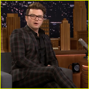 Chris Colfer Tells 'Fallon' He Got Read by Shade-Throwing Pet Psychic