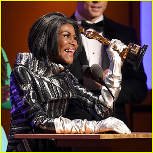 Cicely Tyson Wins Honorary Oscar at Govenors Awards 2018!