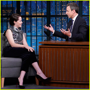 Claire Foy Compares Her 'Girl in the Spider's Web' Haircut To Celebrities!