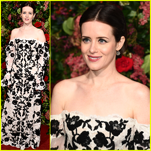 Claire Foy Stuns at Evening Standard Theatre Awards for Co-Hosting Duties!