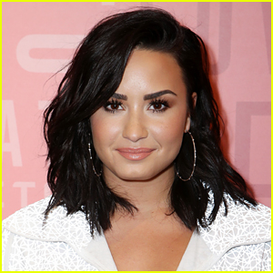Demi Lovato Holds Hands with Designer Henry Levy After Leaving Rehab