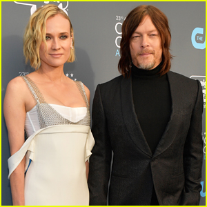 Diane Kruger & Boyfriend Norman Reedus Welcome Their First Child!