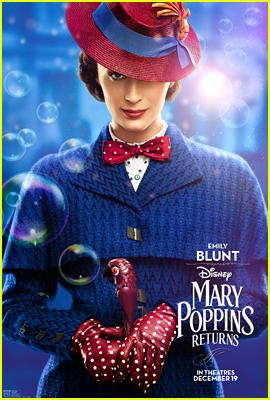 New 'Mary Poppins Returns' Trailer Gives Sneak Peek at Lin-Manuel Miranda's Big Song!