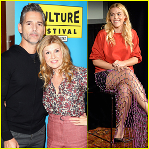 Eric Bana, Connie Britton, & Busy Philipps Promote Their Shows at Vulture Festival 2018!