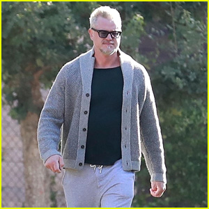 Eric Dane Gets in a Morning Workout in Beverly Hills