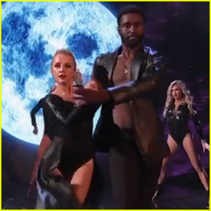 Harry Potter's Evanna Lynch Gets First Perfect Score During 'DWTS' Finale - Watch Now!