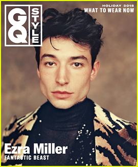 Ezra Miller Wants to 'Rehabilitate Men' & 'Drop Men Like Flies'