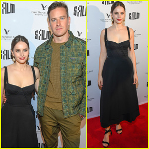 Felicity Jones & Armie Hammer Attend 'On The Basis of Sex' Screening in San Francisco