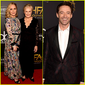 Hugh Jackman & Glenn Close Are the Best Actor & Actress Winners at Hollywood Film Awards 2018