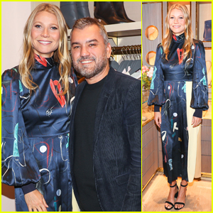 Gwyneth Paltrow Celebrates Goop Lab Opening in NYC!