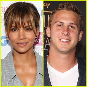 Halle Berry Notices Something Unusual During NFL Game, Quarterback Jared Goff Responds!