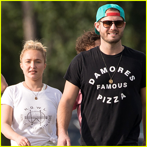 Hayden Panettiere's Boyfriend Brian Hickerson Slams Rumors About Their Relationship