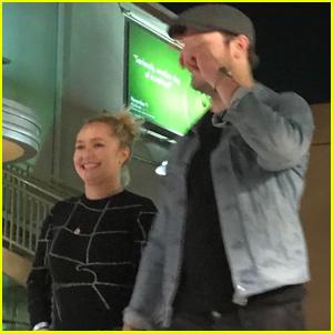 Hayden Panettiere & Boyfriend Brian Hickerson Step Out After Drunken Altercation Report