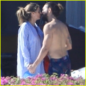 Heidi Klum & Tom Kaulitz Share Kisses in Cabo in New Photos from Holiday Getaway