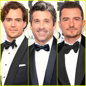 Henry Cavill, Patrick Dempsey, & Orlando Bloom Are So Handsome at GQ's Berlin Event!