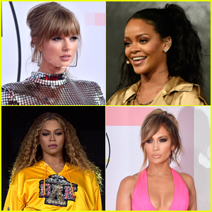 Highest Paid Women in Music 2018 - See Which Stars Made the Most This Year!