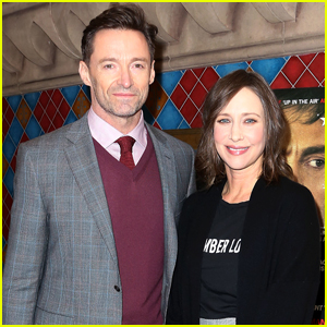 Hugh Jackman & Vera Farmiga Step Out for 'The Front Runner' Screening in NYC