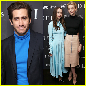 Jake Gyllenhaal Praises Carey Mulligan's Performance in 'Wildlife'