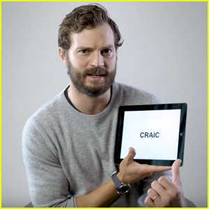 Jamie Dornan Reveals Meaning of Some Northern Irish Slang Terms - Watch Now!