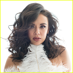 Janel Parrish Talks 'Tiger' Movie, 'The Perfectionists' & More in Exclusive JJ Interview!