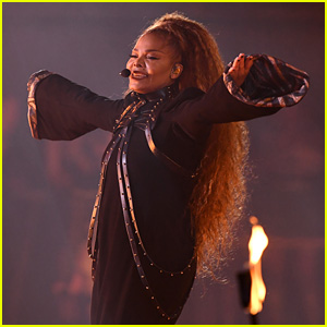Janet Jackson Performs & Receives Global Icon Award at MTV EMAs 2018 - Watch!