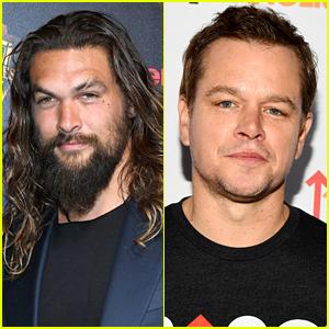 Jason Momoa & Matt Damon Set as 'SNL' Hosts in December