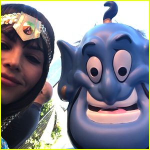 Jenna Dewan & Channing Tatum Reunite for Halloween, Snap Selfie Together in Costumes