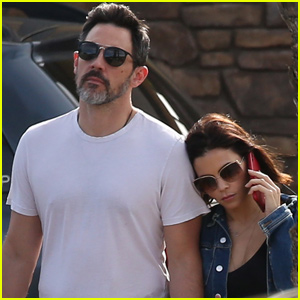 Jenna Dewan Spotted Holding Hands With Boyfriend Steve Kazee in First Photos!