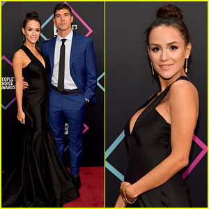 Big Brother's Cody & Jessica Nickson Attend PCAs 2018!