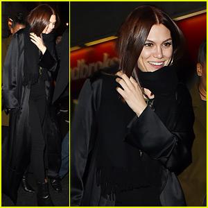 Jessie J Checks Out Boyfriend Channing Tatum's 'Magic Mike' Show in London!