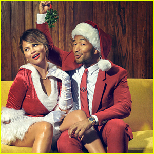 John Legend & Chrissy Teigen's 'A Legendary Christmas' Special - Celeb Guests Revealed!