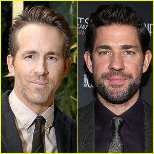 John Krasinski Jokingly Calls Out Ryan Reynolds' Voting Tweet!