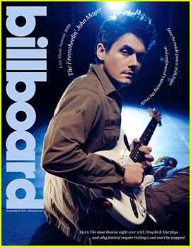 John Mayer on His Controversial Past: 'I Haven't Been a D-ck in Many Years'