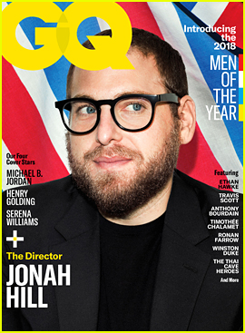 Jonah Hill Chosen as One of GQ's Men of the Year 2018