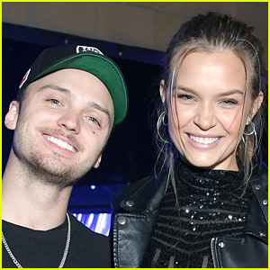 VS Angel Josephine Skriver Is Engaged to Alexander DeLeon!