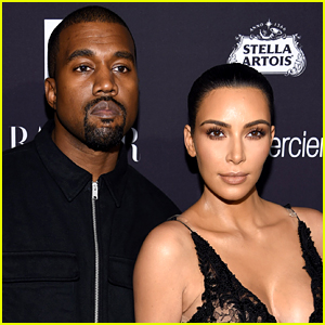 Kim Kardashian & Kanye West Did a Good Deed in Their Neighborhood