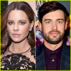 Kate Beckinsale Photographed Kissing Jack Whitehall (Report)