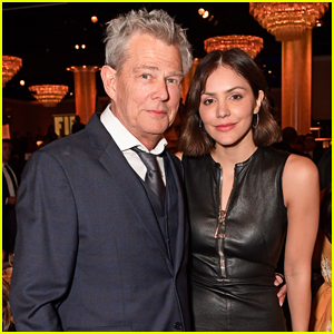 Katharine McPhee Celebrates Fiance David Foster's 69th Birthday at FIDF Gala!