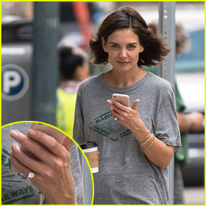 Is Katie Holmes Engaged to Jamie Foxx? New Photos Spark Rumors, But...