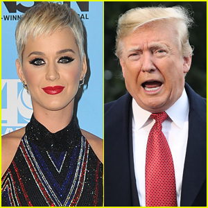 Katy Perry Calls Out President Trump Over 'Heartless' Response to California Fires