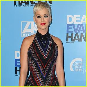 Katy Perry Sings 'Waving Through a Window' from 'Dear Evan Hansen' - Listen Now!