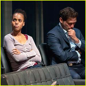 Kerry Washington Explains Why New Broadway Play 'American Son' Is So Special