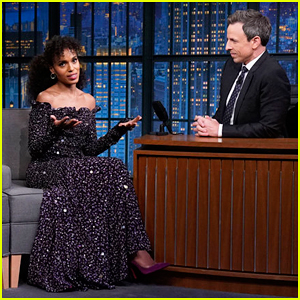 Kerry Washington Says She's 'Relieved' When New Broadway Play 'American Son' Is Over