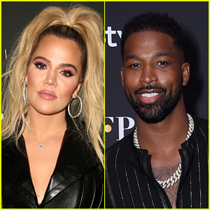 Khloe Kardashian Reacts to Tristan Thompson's Cheating Scandal After Delivering True (Video)