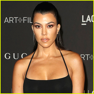 Kourtney Kardashian Says California Fire 'Just Stopped' Before Reaching Her Home