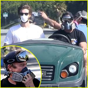 Liam & Luke Hemsworth Are Helping the Recovery Efforts in Malibu!