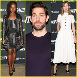 Lupita Nyong'o, John Krasinski & More Join Forces at Variety Studio: Actors on Actors 2018!