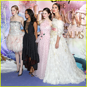 Keira Knightley & Misty Copeland Dance Into 'Nutcracker' Premiere in London